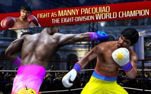Real Boxing Manny Pacquiao MOD APK