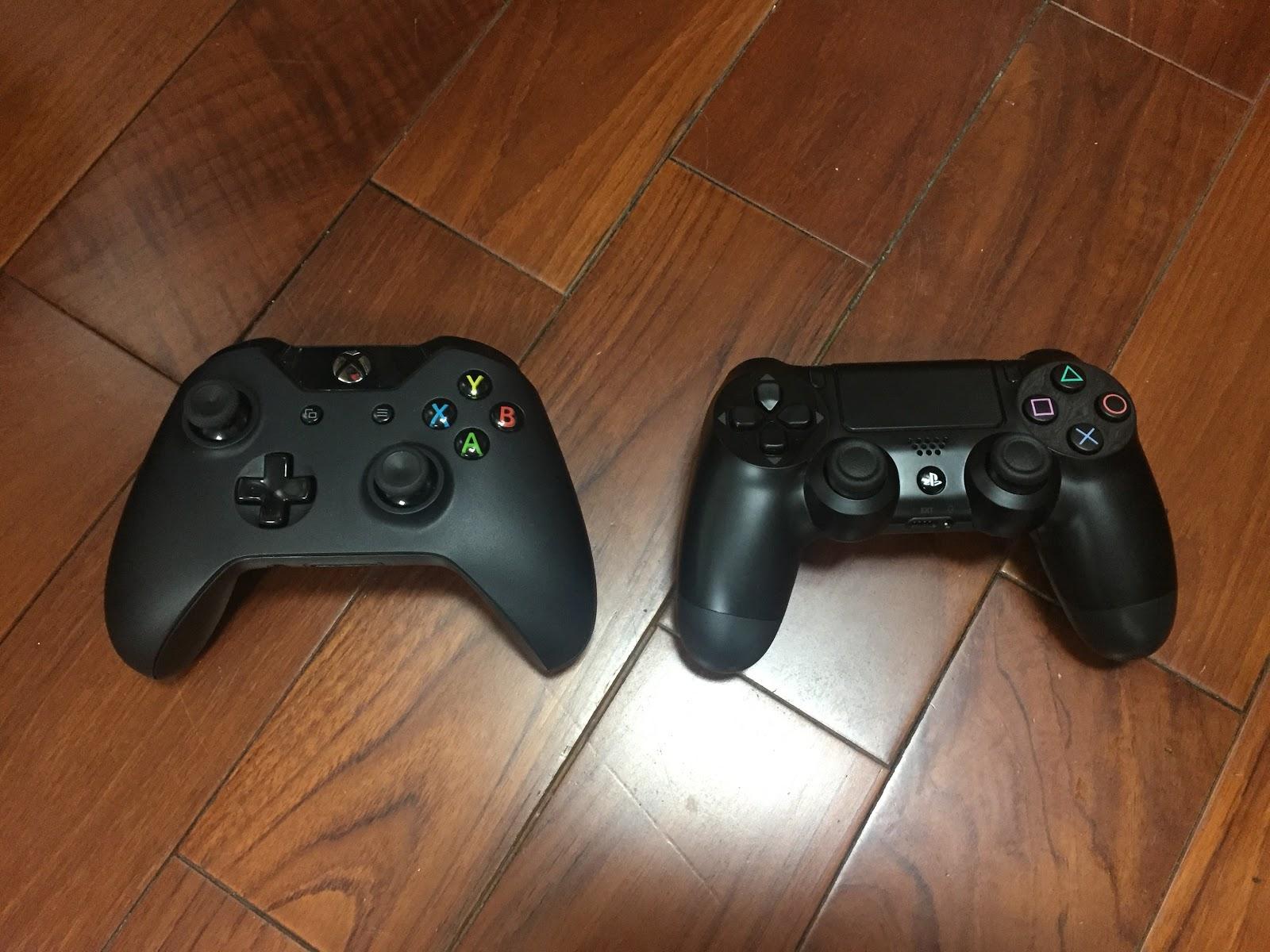 遊戲世代: [硬體] Xbox 和 PS4 電腦用手把簡評