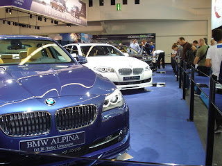 BMW Alpina cars