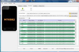 Firmware Sony E4 Dual E2115 MT6582 Scatter File