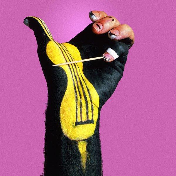 Amazing Hand Painting Art by Mario Mariotti-1