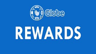 Globe Rewards ITEMS List and Equivalent Points Needed to Redeem