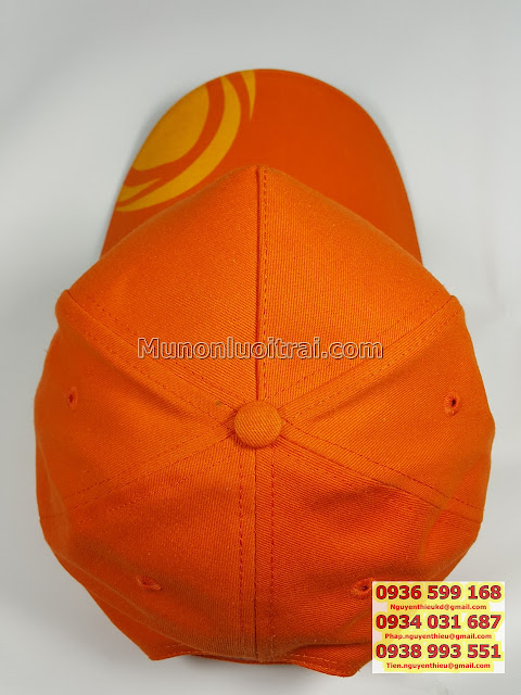 Xưởng may nón lưỡi trai giá rẻ, cơ sở may nón lưỡi trai giá rẻ