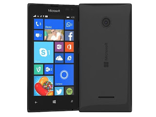 Microsoft Lumia 435 Mobile Smartphone 8GB HDD Locked To o2, CHEAP £34 1 Year Warranty
