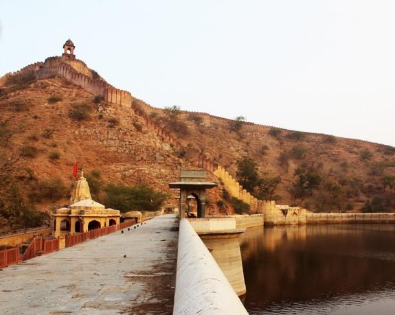 Amer Sagar, Amer,  Jaipur
