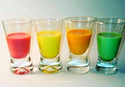 SHOT ME! - Czyli 6 sposobów na szoty, które dadzą zastrzyk zdrowej energii bez grama fruktozy