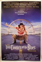 Watch Even Cowgirls Get the Blues Online Free in HD