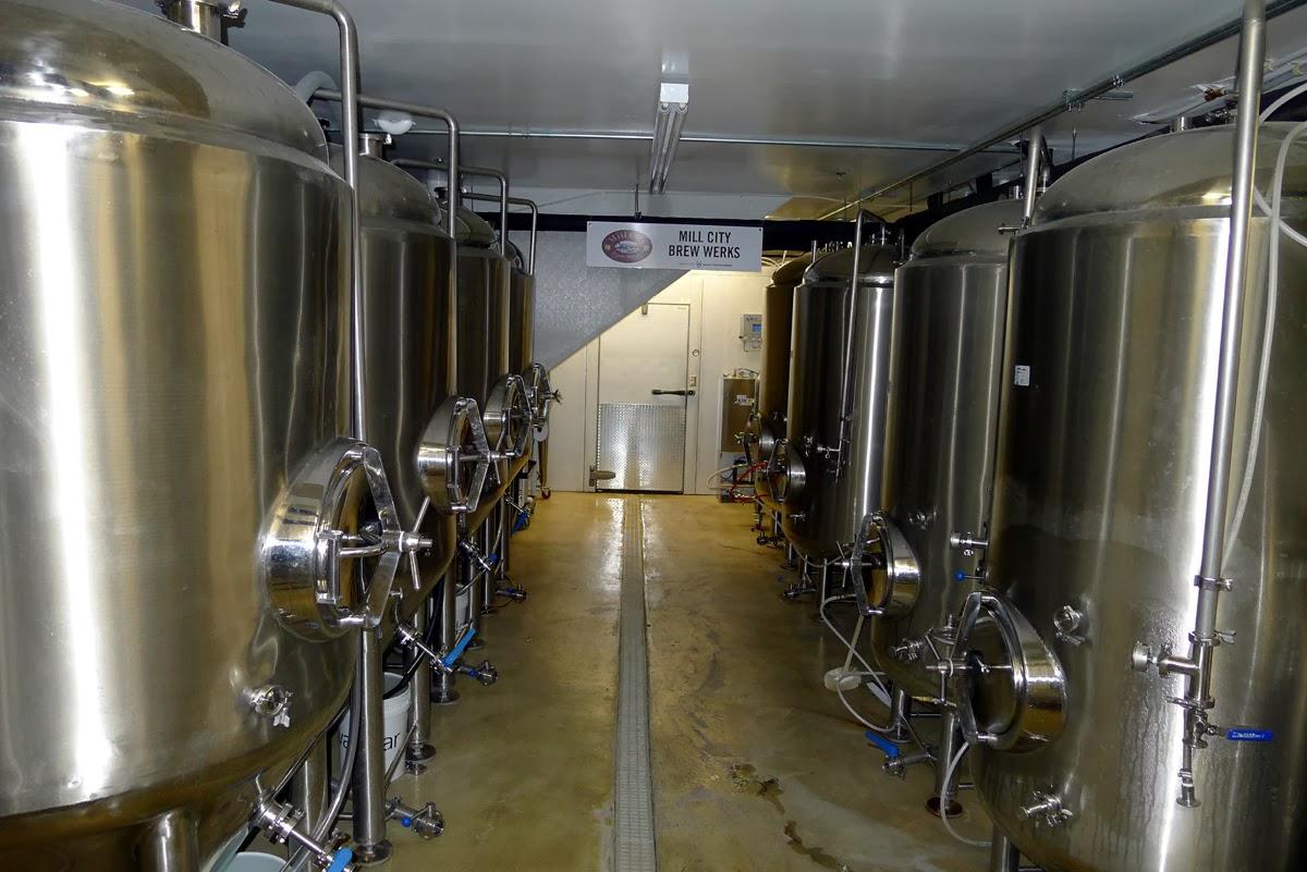 Beervana Buzz: Mill City Brew Werks Stalks Clark County Beer