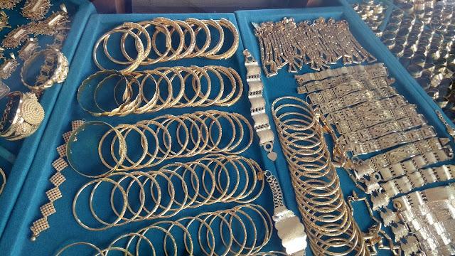gelang emas keroncong