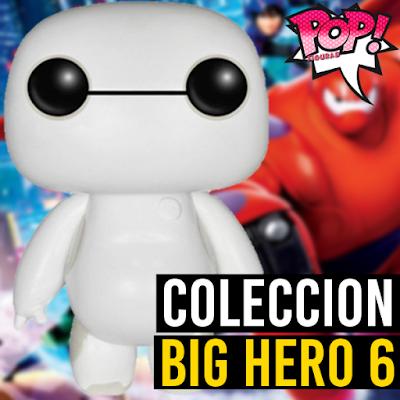 Lista de figuras funko pop de Funko POP Big Hero 6