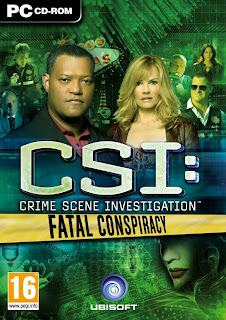 CSI: Fatal Conspiracy (PC) 2010