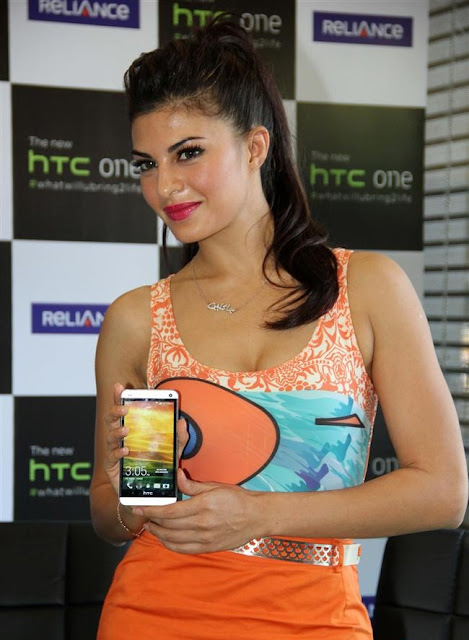 Jacqueline Fernandez at HTC One Event