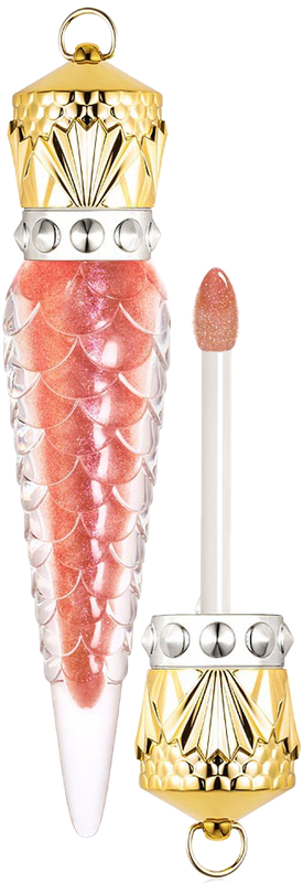 Christian Louboutin Loubilaque Lip Gloss Iriza