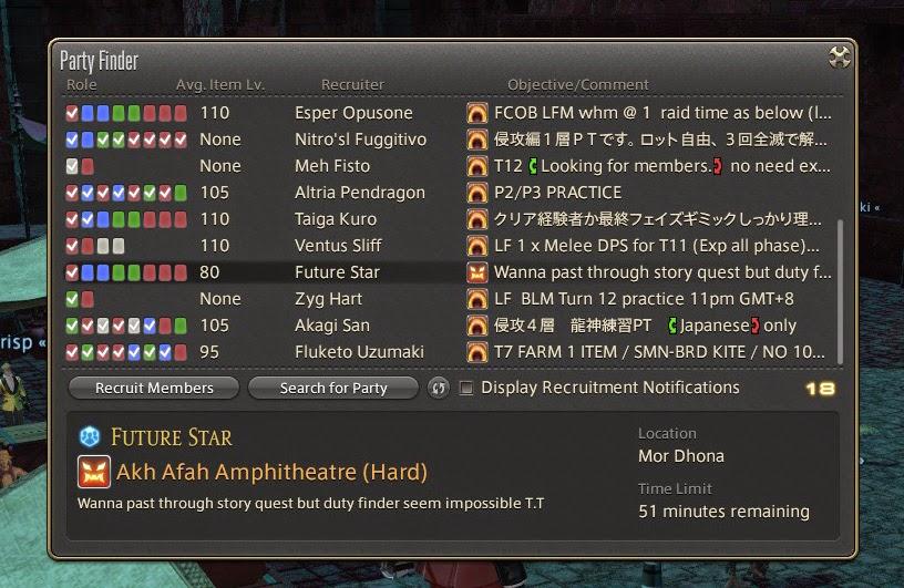 Final Fantasy XIV : A Thai Fansite