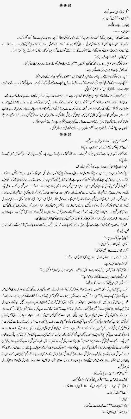 Mere Raston Ko Gulab Kar By Hina Malik Forced Marriage Urdu