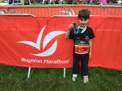 The Brighton Mini Mile race