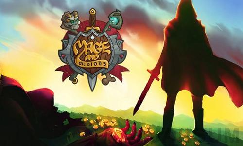 Game Offline Petualangan Terbaik di Android Secara Gratis - Mage And Minions