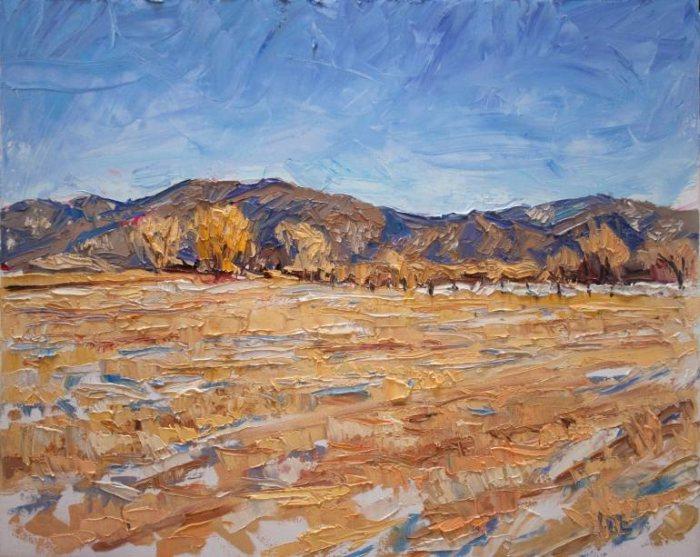 Американский художник. Jivan Lee
