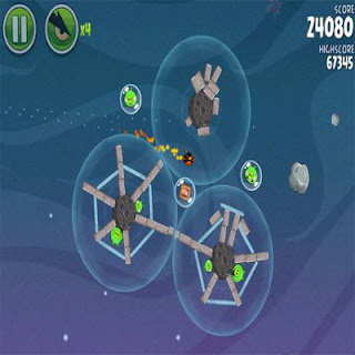 Download Angry Birds Space Game Setup