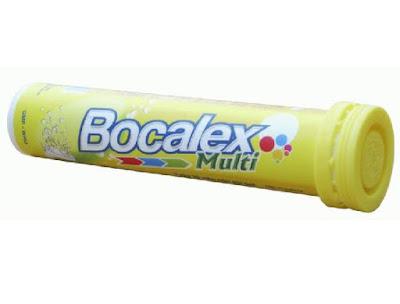Viên sủi Bocalex multi của dược Hậu Giang