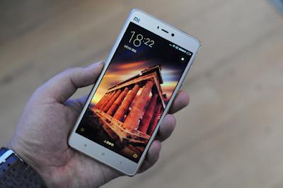 Danh gia dien thoai Xiaomi mi4s