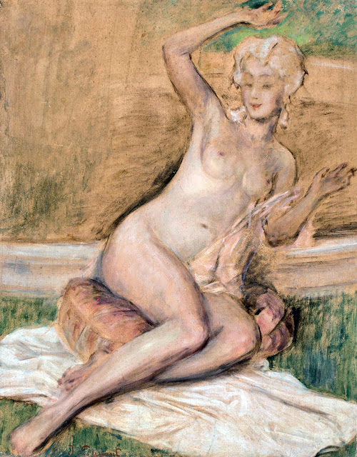 Joseph Dumont, Artistic nude, The naked in the art, Il nude in arte, Fine art