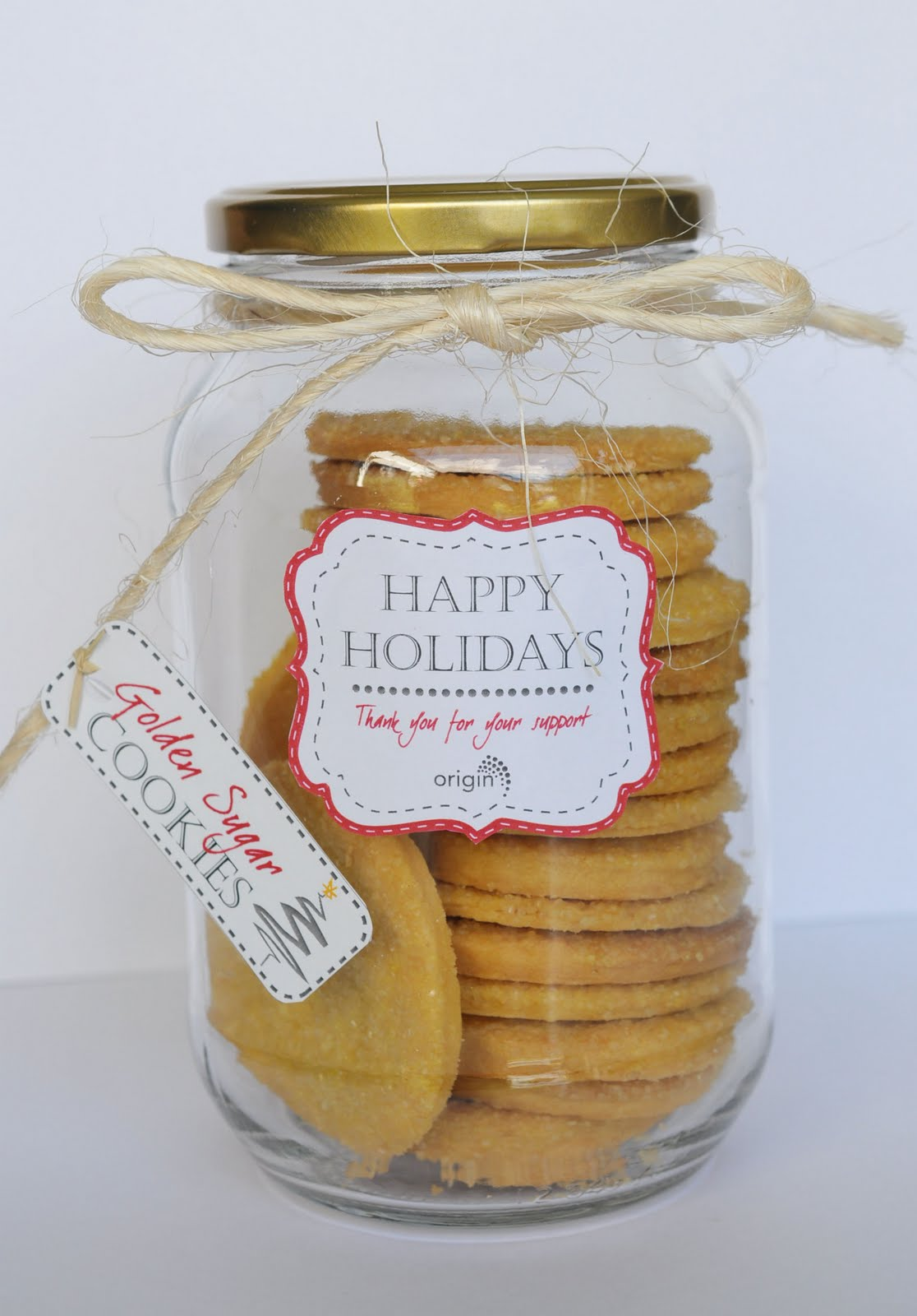 Nice Cookie Jars Coolness Christmas Gift Idea Use A Jar Diy