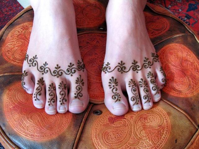 Henna Art Jari Makedes Com