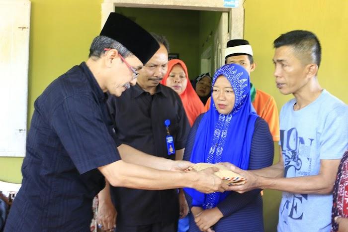 Orang Tua Ikhlas, Keluarga Apresiasi Kepedulian Gubernur Ridho
