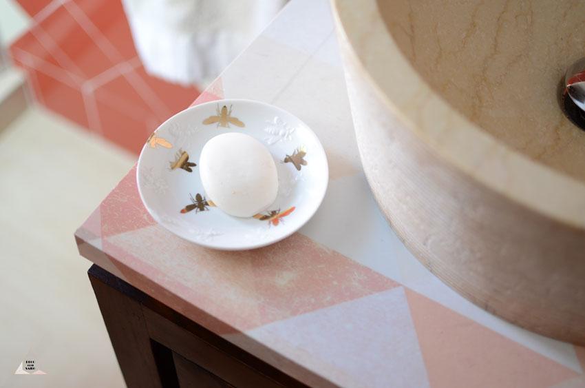 renovación mueble baño con vinilo