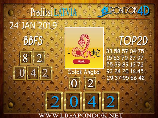 Prediksi Togel LATVIA PONDOK4D 24 JANUARI 2019