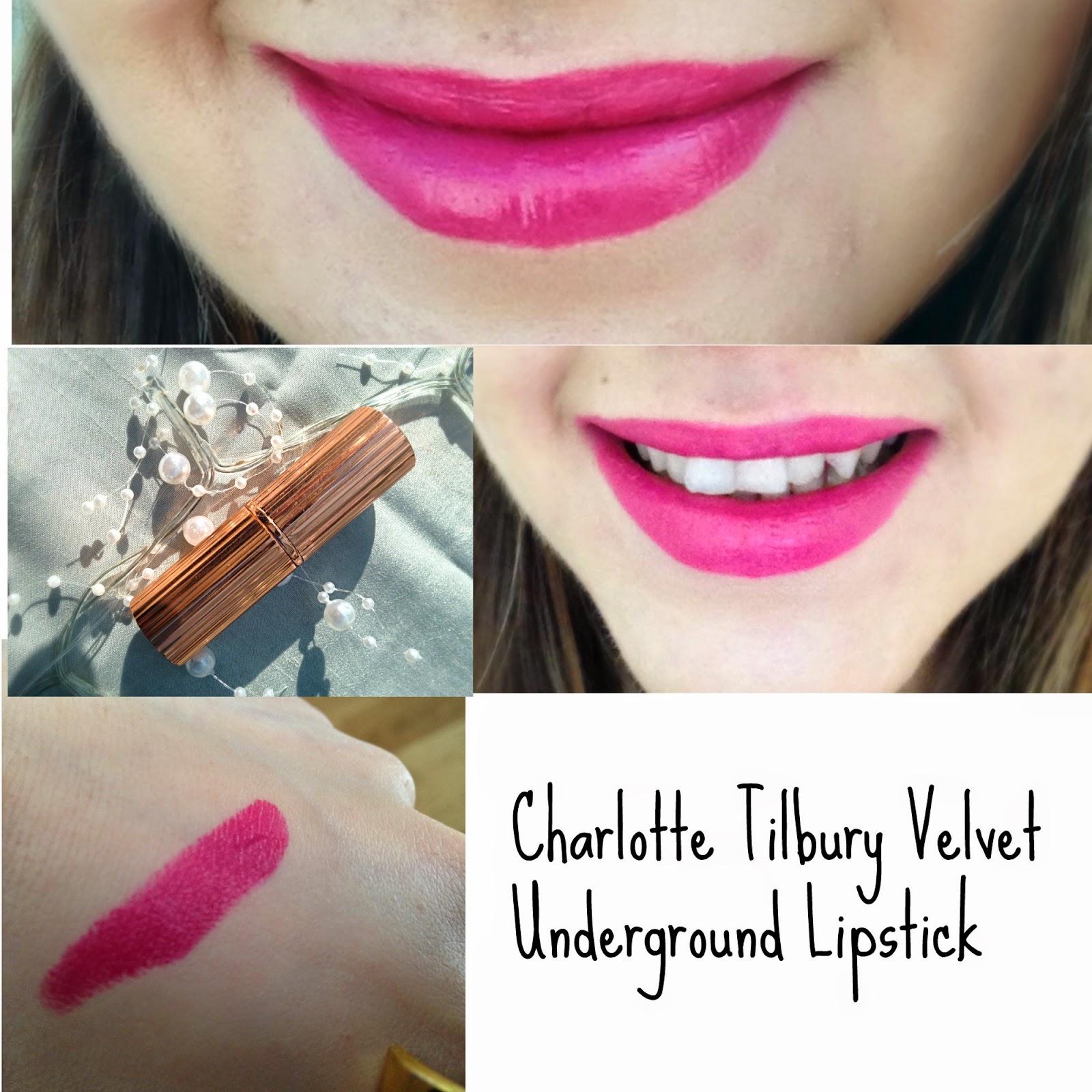 Charlotte Tilbury Velvet Underground Lipstick