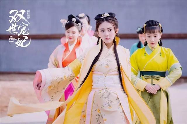 The Eternal Love Liang Jie