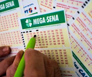 Mega-Sena, concurso 2.124: ninguém acerta as seis dezenas e prêmio vai a R$ 26 milhões