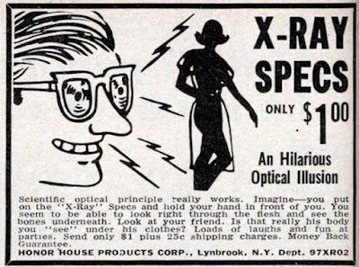 Curiosos anuncios en cómics antiguos