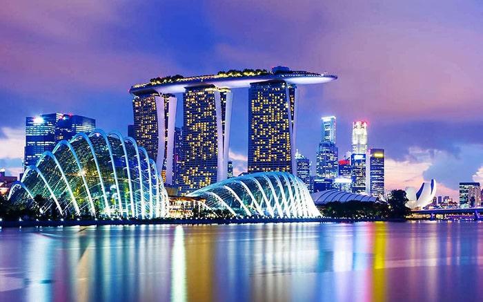 Рейтинг самых дорогих городов – Сингапур