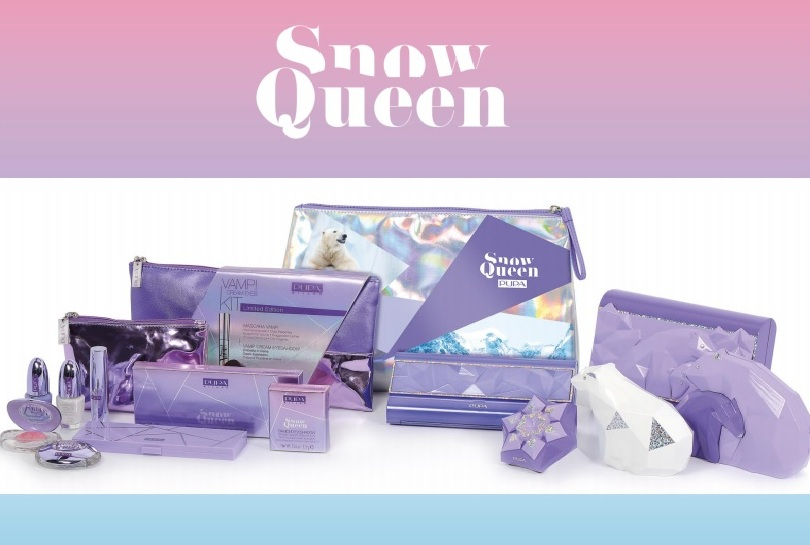 Pupa Snow Queen Collection