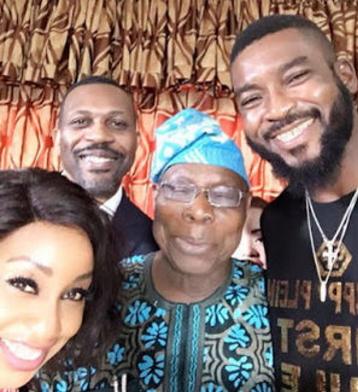 nollywood stars obasanjo abeokuta ogun state