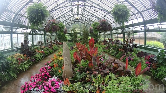 floral showhouse niagara falls