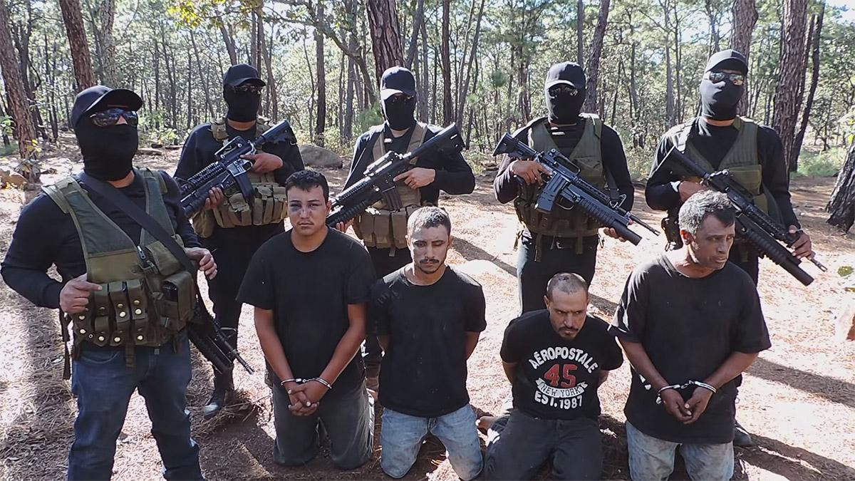 Mientras Zetas y Golfos se matan, el CJNG ronda ya Tamaulipas y NuevoLeón, asegura DEA
