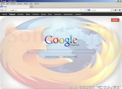 Download Mozilla firefox dalam Versi bahasa Indonesia
