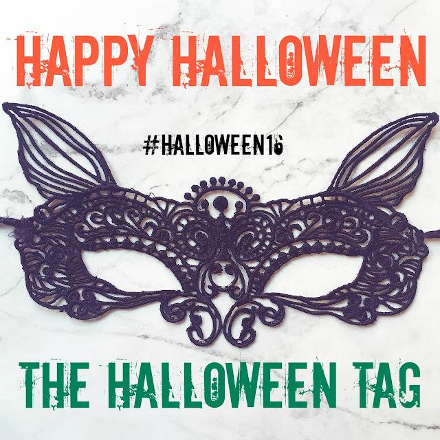 LoveLaughsLipstick Blog - Halloween Tag