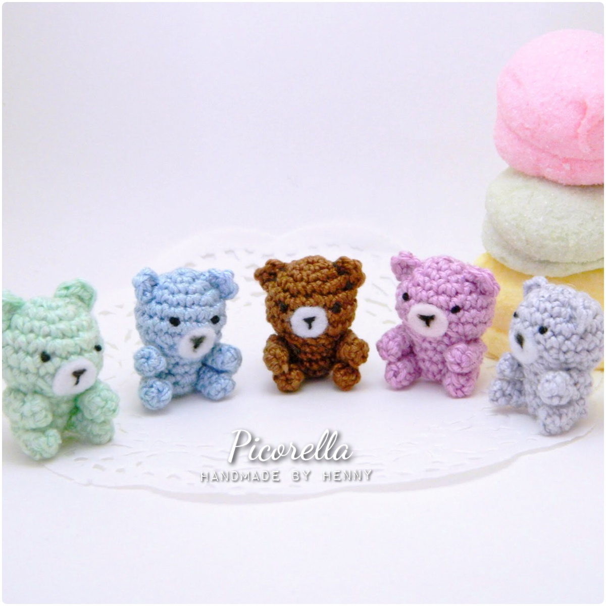 amigurumi teddy bear – Free Amigurumi Crochet | 1200x1200