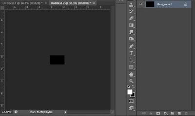 dan dalam bahasa indonesianya yaitu garis yang  Cara menciptakan garis putus putus (Dotted line) di Photoshop