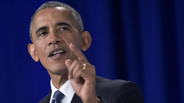 Obama: Es posible que Rusia intente influir en los comicios de EEUU