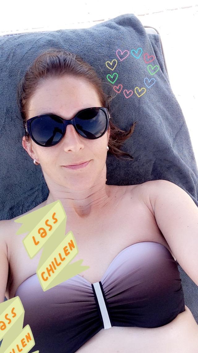 Yushka im Urlaub auf Kos
