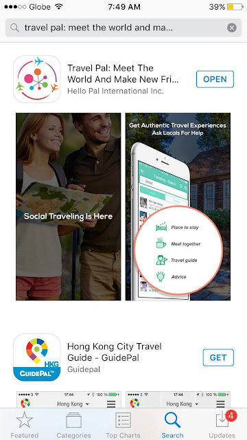 Travel Pal App Review