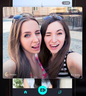 Tutorial Lengkap Menggunakan BIGO LIVE Android dan Cara Daftar BIGO LIVE Terbaru Nonton Streaming Cewek Cantik di Android