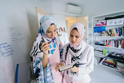 5 Konsep untuk mendirikan Butik rumahan Dengan usaha Hijab