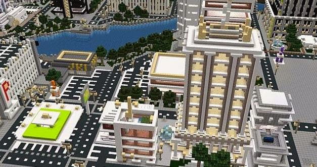 Minecraft Maps Download Bayview Heights | Minecraft Free